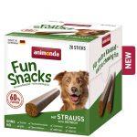 Animonda Fun Snack (strucc) jutalomfalat - kutyák részére (20db) 500g