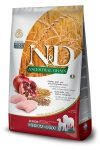 Farmina N&D Dog Ancestral Grain Senior Medium/Maxi Chicken & Pomegranate (csirke & gránátalma) 12kg