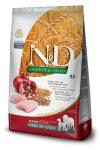 N&D Dog Ancestral Grain Senior medium & maxi chicken & pomegranate (csirke & gránátalma) 12kg
