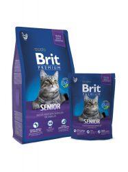 Brit Prémium Cat Senior