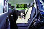 Trixie 13237 autós védőhuzat- krém színű