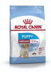 Royal Canin Canine Medium Puppy 4kg