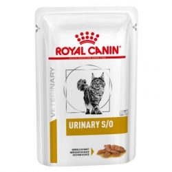 Royal Canin Feline Urinary S/O 85g alutasak Gravy szószos