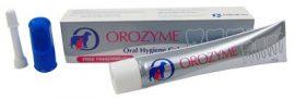 Orozyme oral pasztal + fogkefe 70g