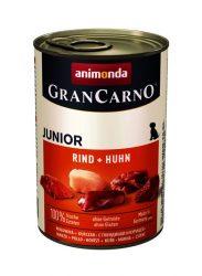 Animonda GranCarno Junior 400 g - baromfihús nyúlhússal (82729)