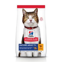 Hill's SP Feline Mature Adult 7+ Chicken 3kg