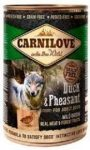 CarniLove Adult Duck & Peasant 6x400g