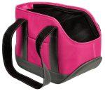 Trixie 28857 Alea Carrier - Alea szállítótáska (pink) kutyák részére (16x20x30cm)
