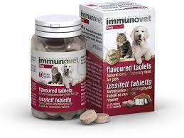 Immunovet Pets 60 db tabletta