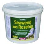 Equimins Seaweed & Rosehip – Tengeri moszat és csipkebogyó 3kg