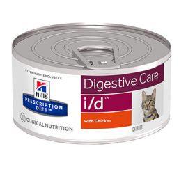 Hill's PD Feline i/D 156g