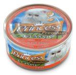 PRINCESS PREMIUM konzerv csirke, tonhal és rákolló rizzsel 170g