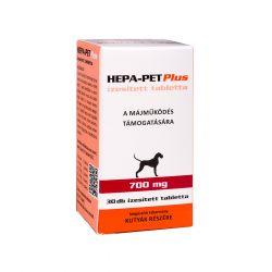 HEPA-PET Plus  ízesített tabletta 700 mg - 30 tabletta