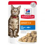 Hill's SP Feline Adult Ocean Fish 12x85g