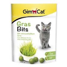 Gimpet Gras Bits Zöld fű tabletta 50 g
