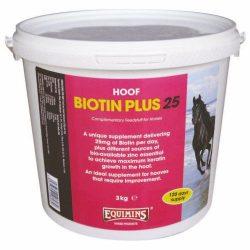 Equimins Biotin Plus – 25 mg / adag biotin tartalommal vödrös