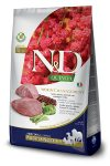Farmina N&D Canine Grain Free Quinoa súly kontroll száraztáp báránnyal