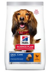 Hill's SP Canine Adult Oral Care Chicken